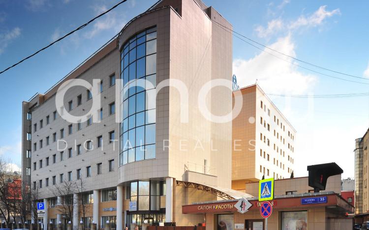 Аренда офисных помещений Новодевичий проезд аренда коммерческой недвижимости в г.желтые воды